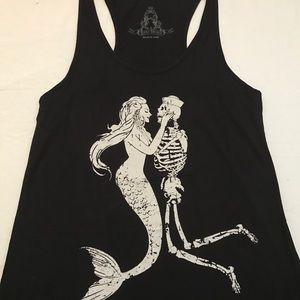 Brand new Deadly Siren Tank Top